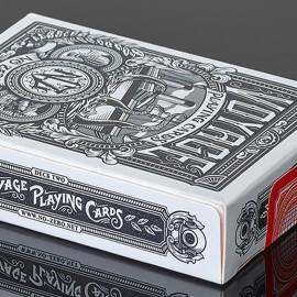 Voyage (Black) Playing Cards