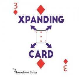 Xpanding card