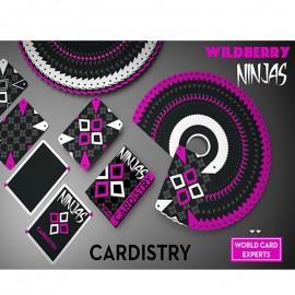 Cardistry Ninja Wildberry by De´vo