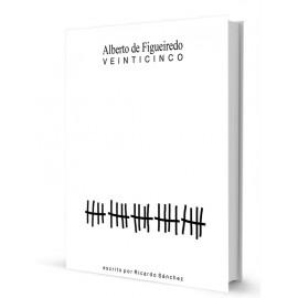 Libro Veinticinco de Alberto Figueiredo