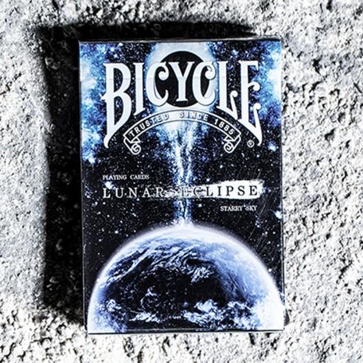 Baraja Bicycle Lunar Eclipse