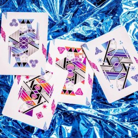 Refraction Playing Card by Bocopo