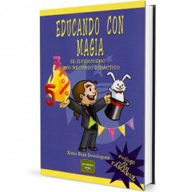 Educando con magia libro