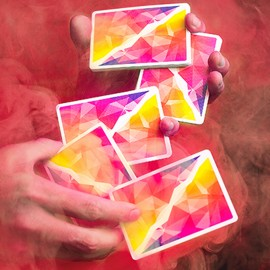 Baraja Art of Cardistry Red