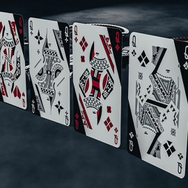 Cardistry Black and White by De´Vo deck