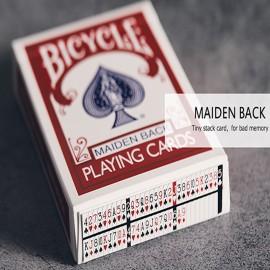 Maiden Mnemonica Red deck