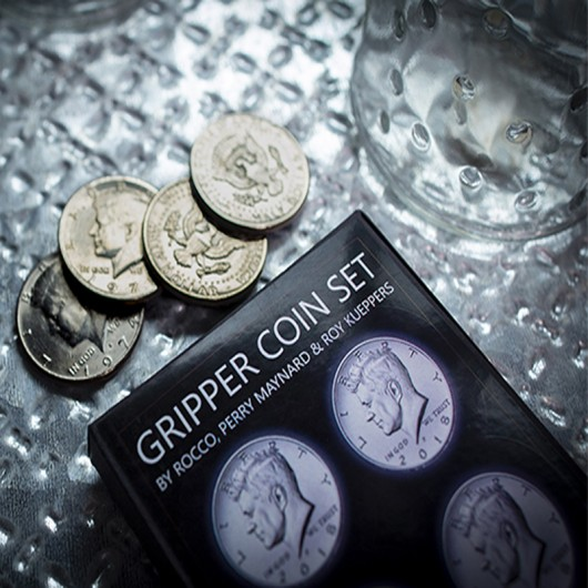 Gripper Coin ( Set 1/2 Dollar)