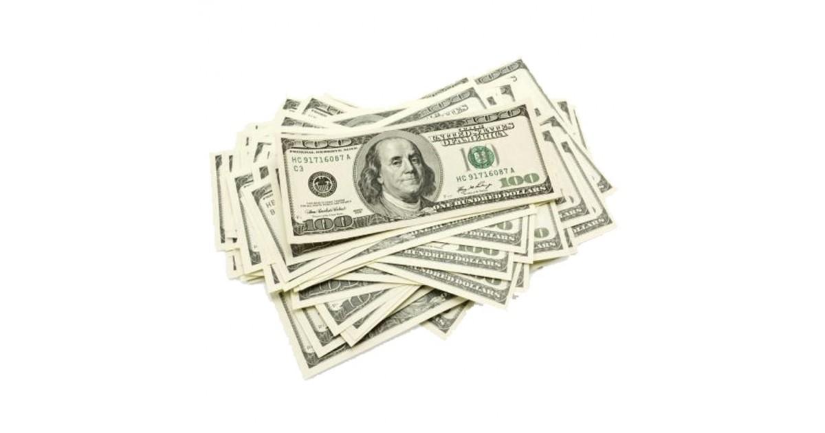 Papel blanco a billetes ( Dolar ) by Arsene Lupin