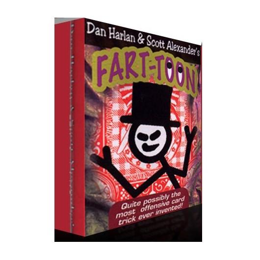 Baraja Fart-Toon by Dan Harlan
