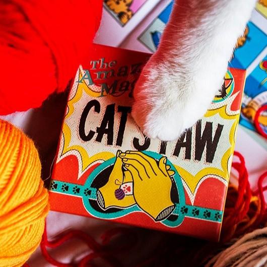 Patita de Gato by Ellusionist
