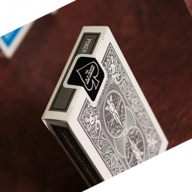 Bicycle Silver Playing Card