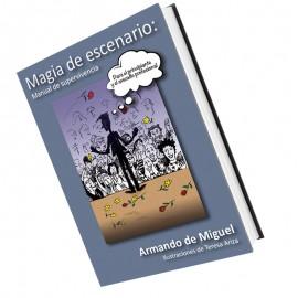 Magia de escenario ( Libro )