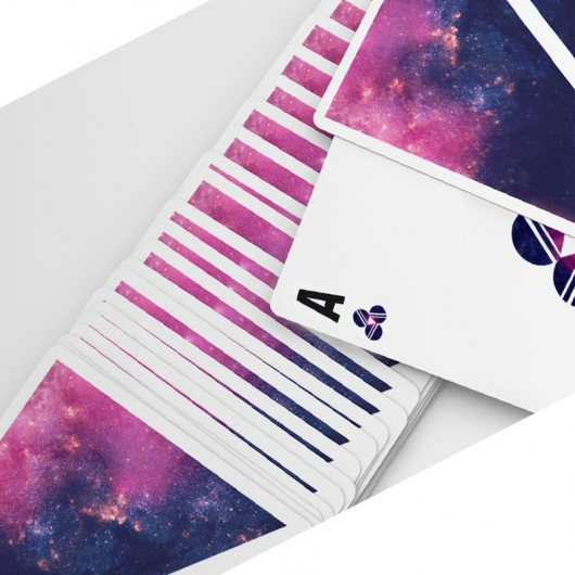 Odyssey Limited Edition Playing Cards By Sergio Roca