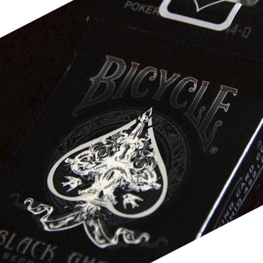 Baraja Bicycle Ghost Black