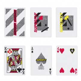 Super Fly Stingray Playing Cards