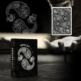 Paisley Playing Cards Marked