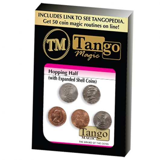 Hopping Half 1/2 Dollar by Tango