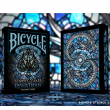 Baraja Bicycle Stained Glass Leviathan