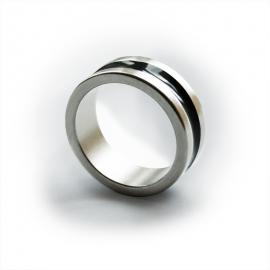 Magnetic Ring - Dark line - Large (20 mm)
