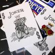 Bicycle Standar Pokerd cards