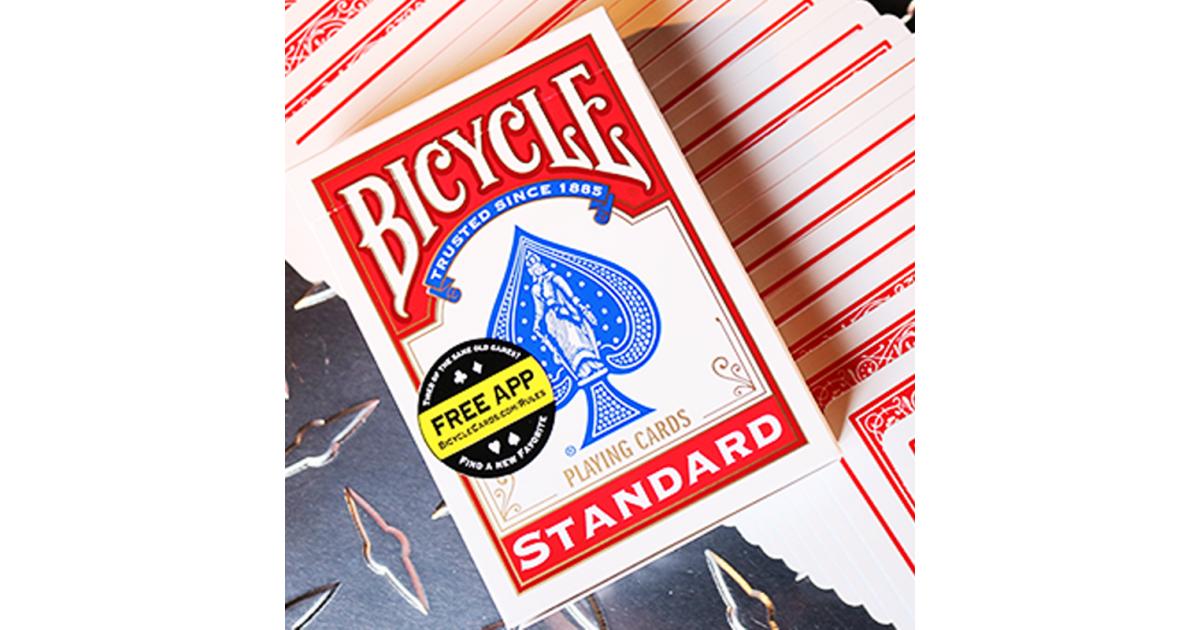Baraja de Poker Bicycle Standar