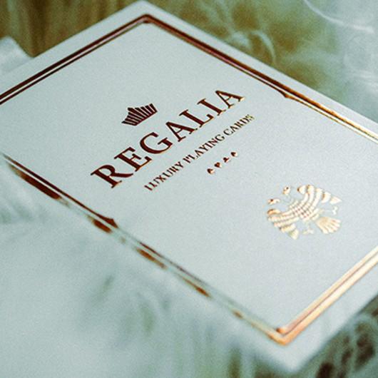 Baraja Regalia White by Shin Lim