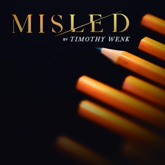 Misled (original ) el lápiz de David Copperfield + DVD