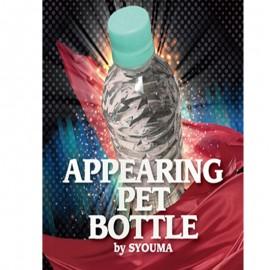 Aparición botella de agua