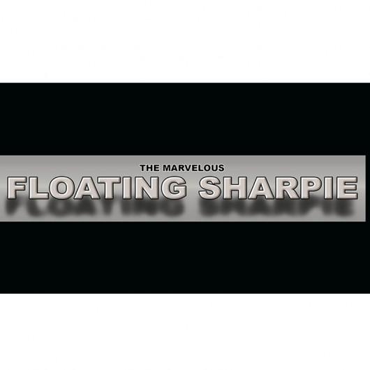 El Maravilloso Sharpie Flotante by Matthew Wright
