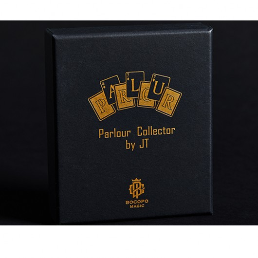 Parlour Collector by Jt and Bocopo
