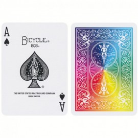 Bicycle Rainbow V2 ( Playing Cards )