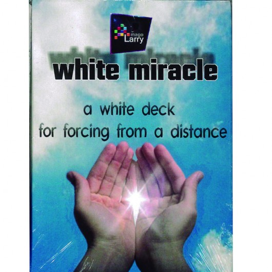 White Miracle by Mago Larry