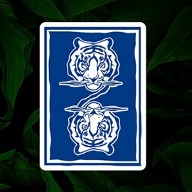 The Hidden King Deck Blue (luxury edition)