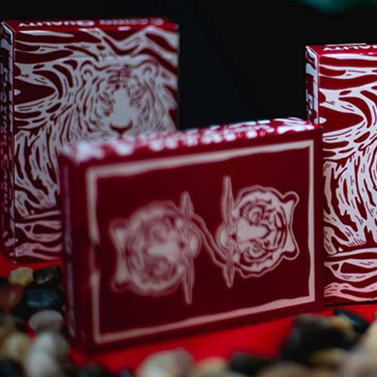 Baraja The Hidden King Roja (edición lujo)