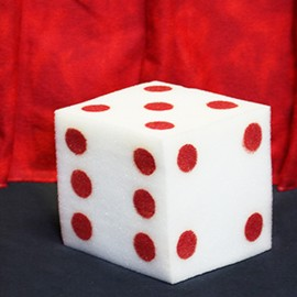 Ball To Dice (Red/White)