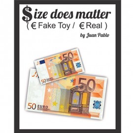 Size Does Matter (50€ mini to 50€)