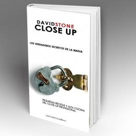 Libro Close-Up Los Verdaderos Secretos de la Magia de David Stone