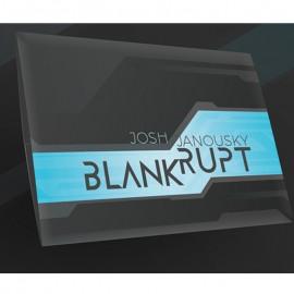 Blankrupt by Josh Janousky