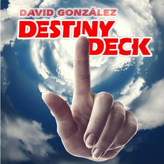 Destiny Deck by David Gonzalez
