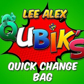 Qubik's Quick Change Bag by Lee Alex