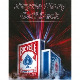Bicyle Glory Gaff Deck - Blue