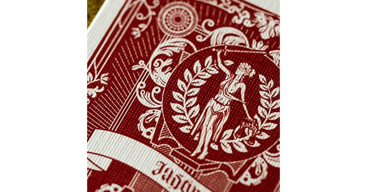 Baraja Justice (roja)