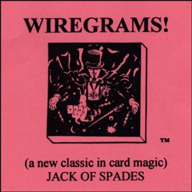Wiregram (J of Spades)