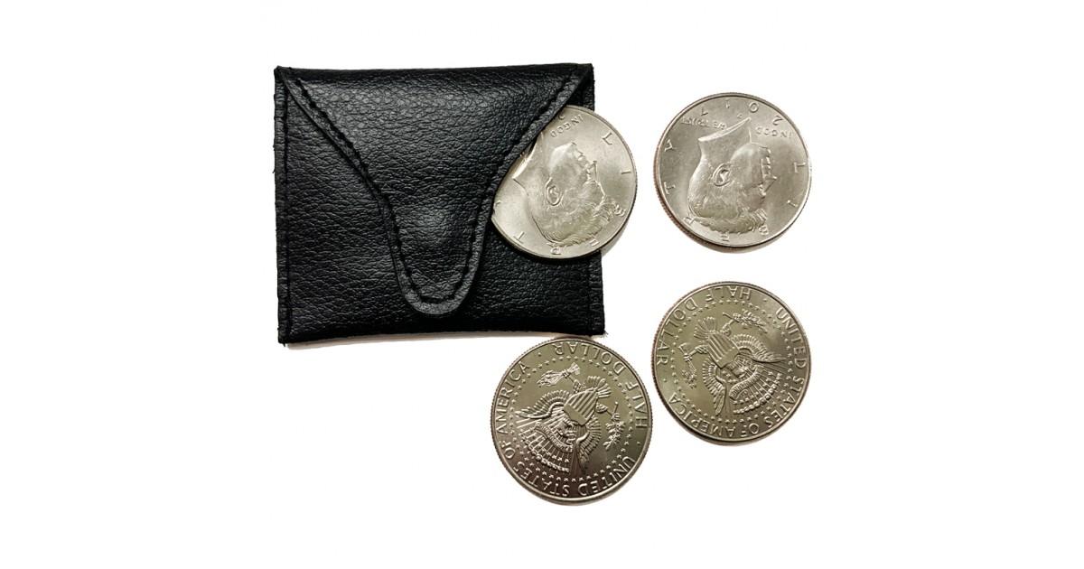 Bolsito de Monedas- Piel