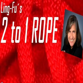 2 to 1 rope by Ling Fu