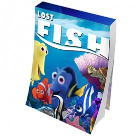 Lost Fish ( Cuartilla)