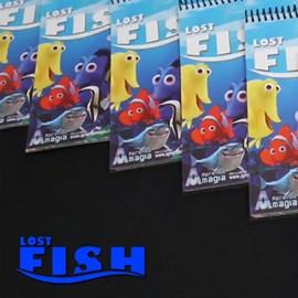 Lost Fish (Grande)