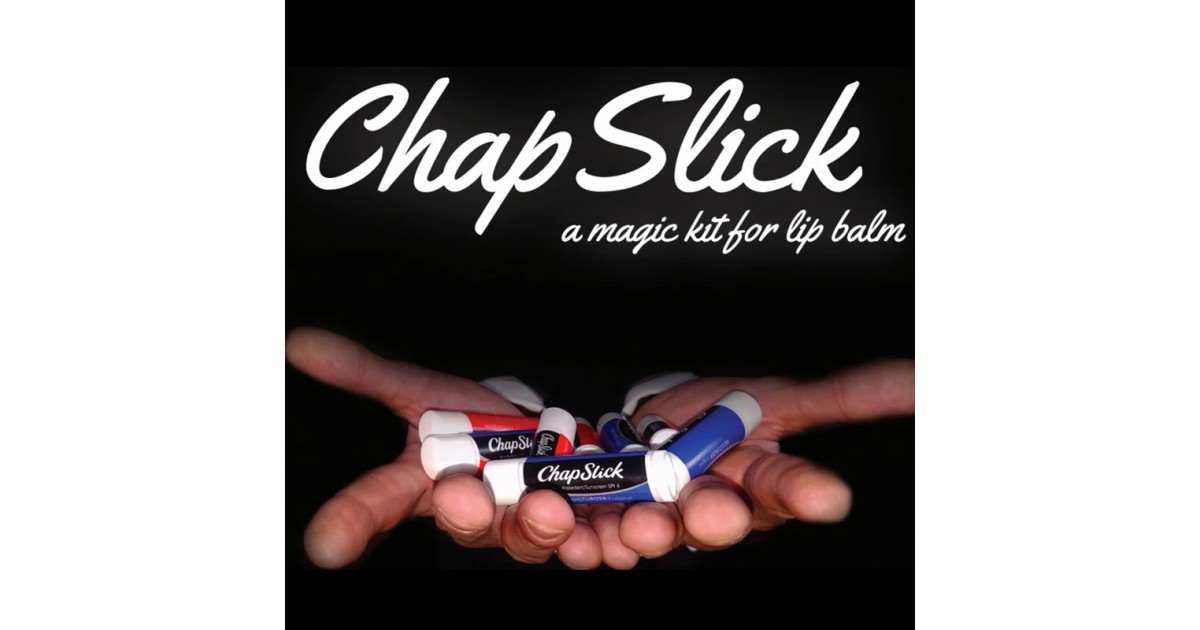 Chapslick Magic Kit