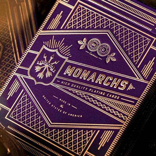 Monarch Royal Edition (Purple) deck