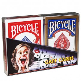 Cartas Gaff Bicycle